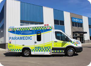 Ergonomic Design Review of New Ambulance Model
